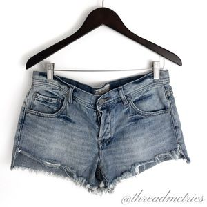 F R E E People • Frayed Cutoffs